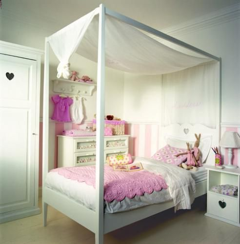 112 best images about girl 39 s bedroom on pinterest for 4 poster bedroom ideas