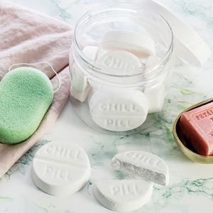 Chill Pill Bath Bombs. Discover thoughtful, personal and wonderfully unique gifts for her this Christmas.