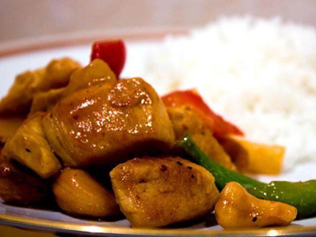 Kinesisk kyckling på Eriks vis (kock Erik - Karlstad)