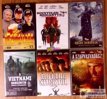 Szereted a kommandós akció filmeket?