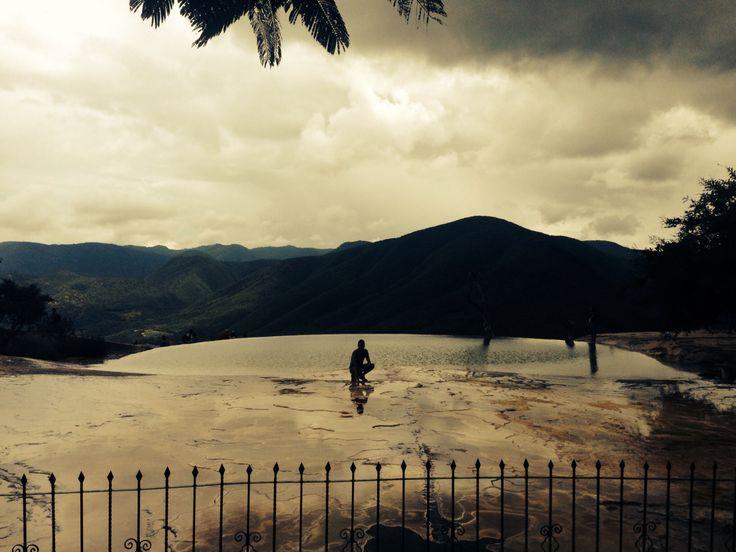 Hierve el agua #Oaxaca