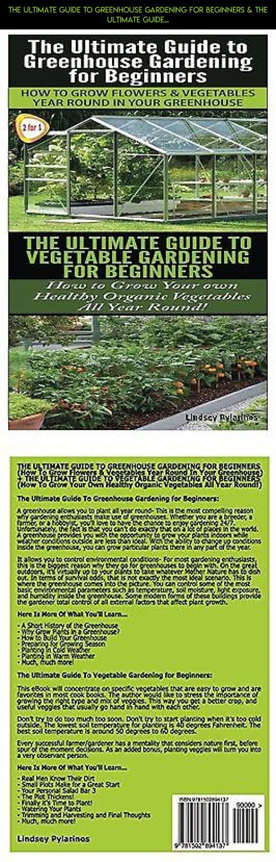 548 best gardening greenhouse images on pinterest greenhouses the ultimate guide to greenhouse gardening for beginners the ultimate guide solutioingenieria Image collections