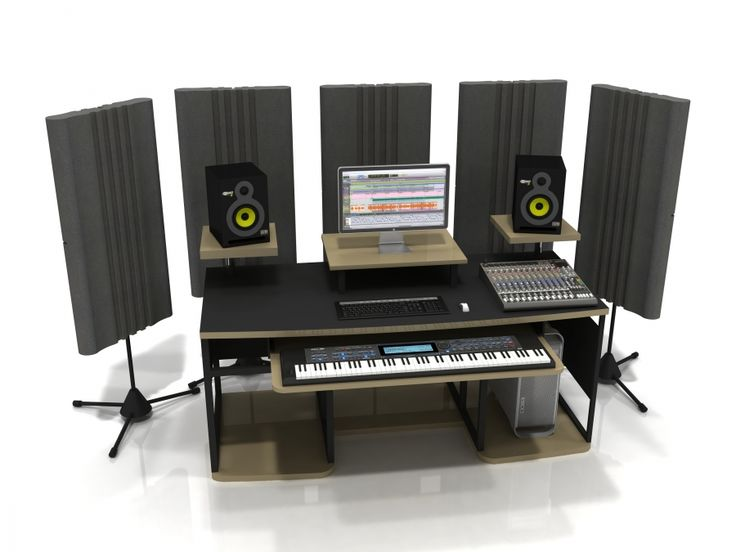 acoustic design for the home studio. EQ Acoustics FreeSpace for home studios  365 best Acoustic Treatment the Recording Studio images on