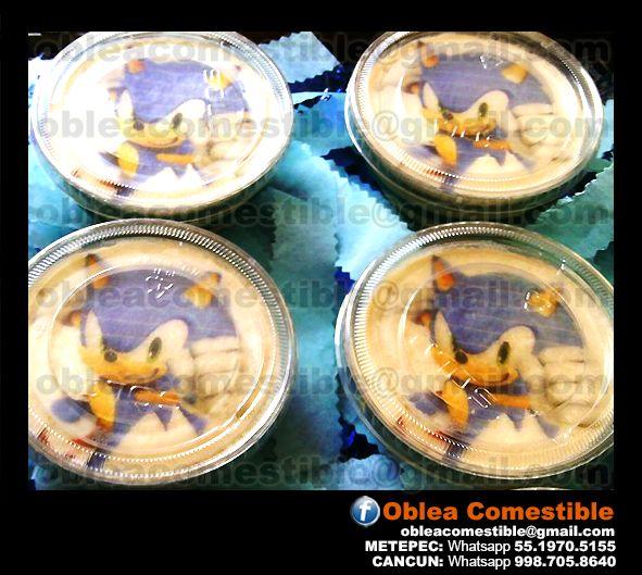 Fácil y rápido también en tus Gelatinas! www.obleacomestible.net Whatsapp: 5519705155 obleacomestible@gmail.com