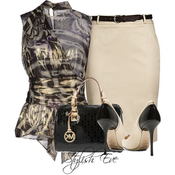 Stylish Eve Outfits 2013: Are you a Michael Kors girl? You will