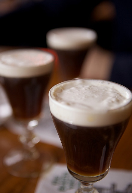To do this Xmas: Irish coffees at Buena Vista