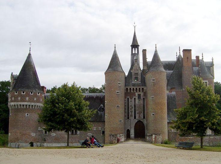 Image illustrative de l'article Château du Moulin