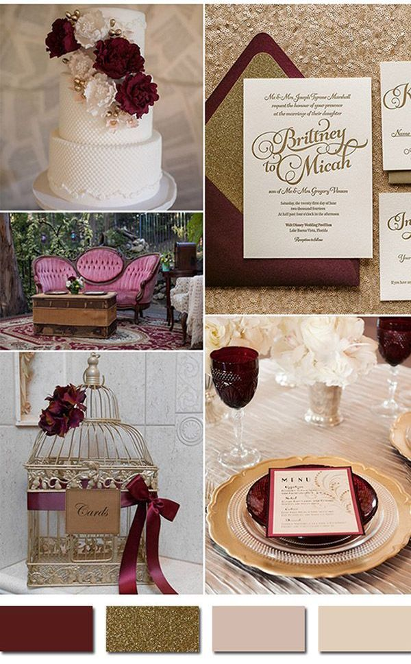 I would suggest ivory table clothes and champagne overlays.  This would allow the bouquets to 'pop' and the champagne overlay would match the ceiling treatment as you stated that you liked the champagne colour fabric for the ceiling, right?