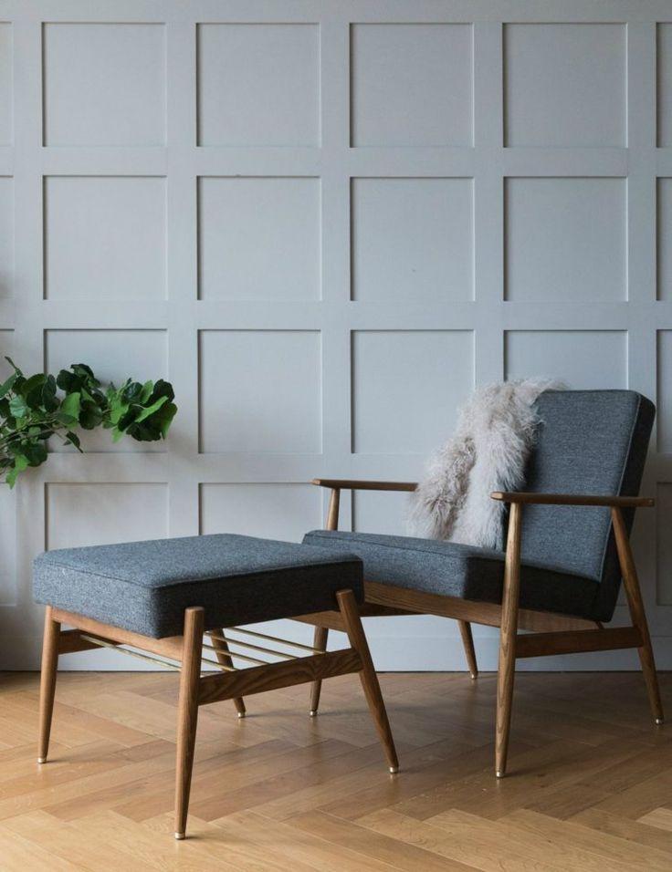 Best 25 Modern armchair ideas on Pinterest Retro chairs Mid