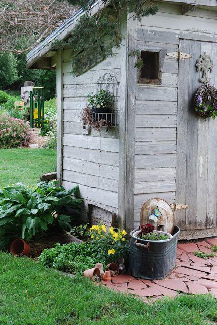 Jill Ruth & Co.: Paula's Garden Year 4