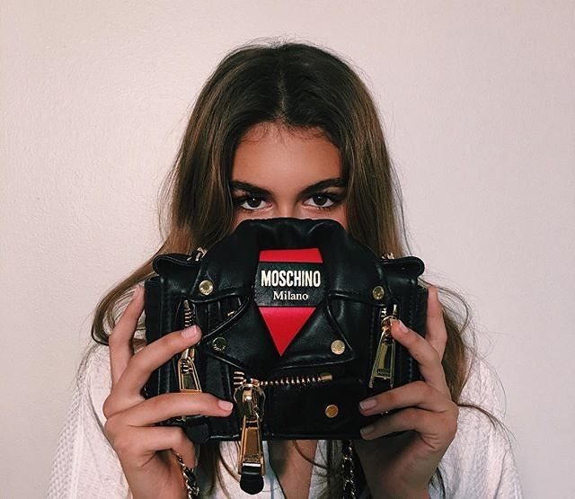 The Best Instagrams From the Moschino Resort Show
