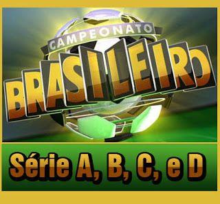 Campeonato Brasileiro Série A, B, C e D 2013   S1 Noticias