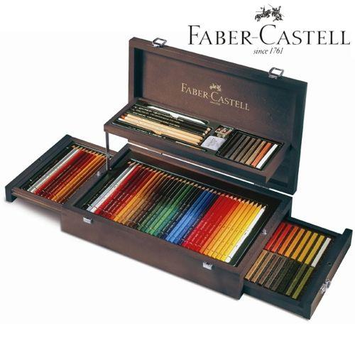 Estojo Para Desenho Art & Graphic Collection Faber-Castell