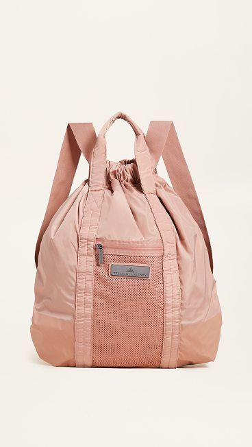 Trendy Women s Bags   Picture Description gym sack backpack by Adidas By  Stella McCartney. Fabric 0261e653cc6