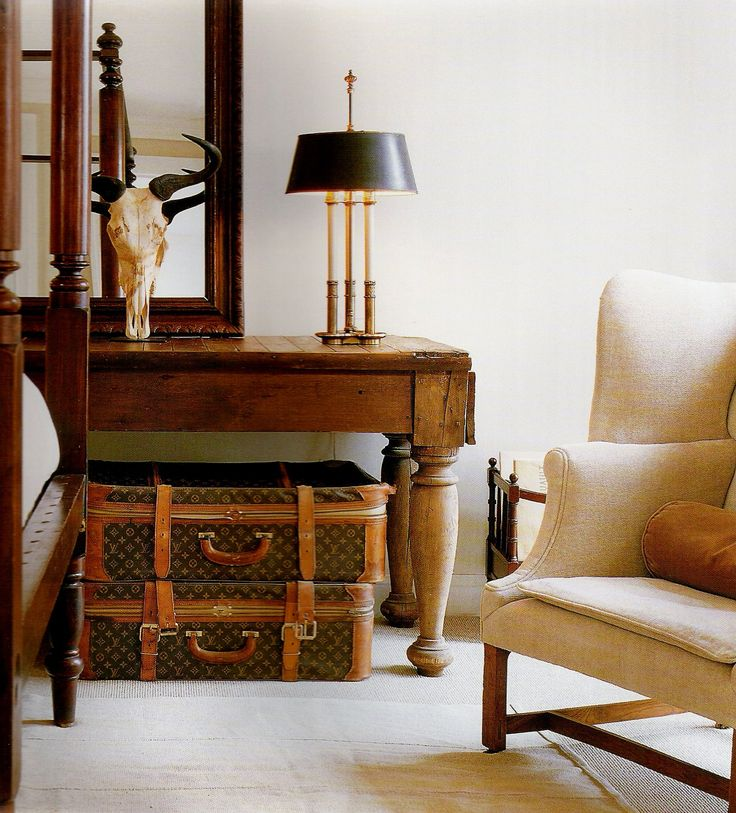 Mixing antiques with modern furniture new home for Antiques decoration