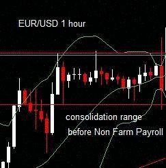 Non farm payroll forex trading strategy