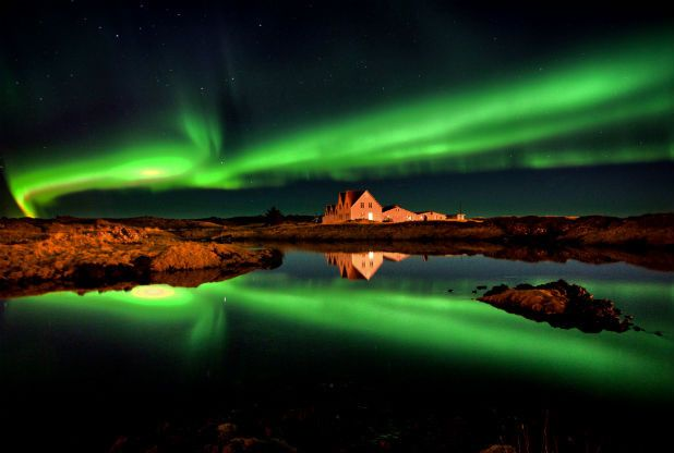 northern lights - Поиск в Google