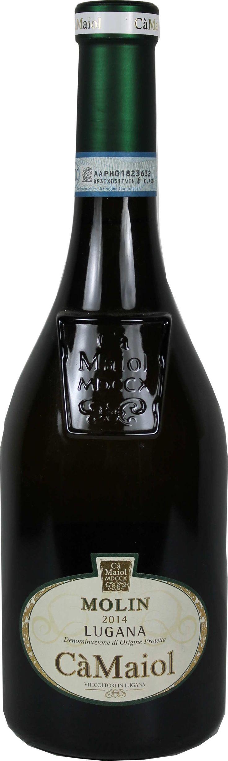 Wein von Cà Maiol in der 0,75l Flasche mit 13% Vol. Alc.