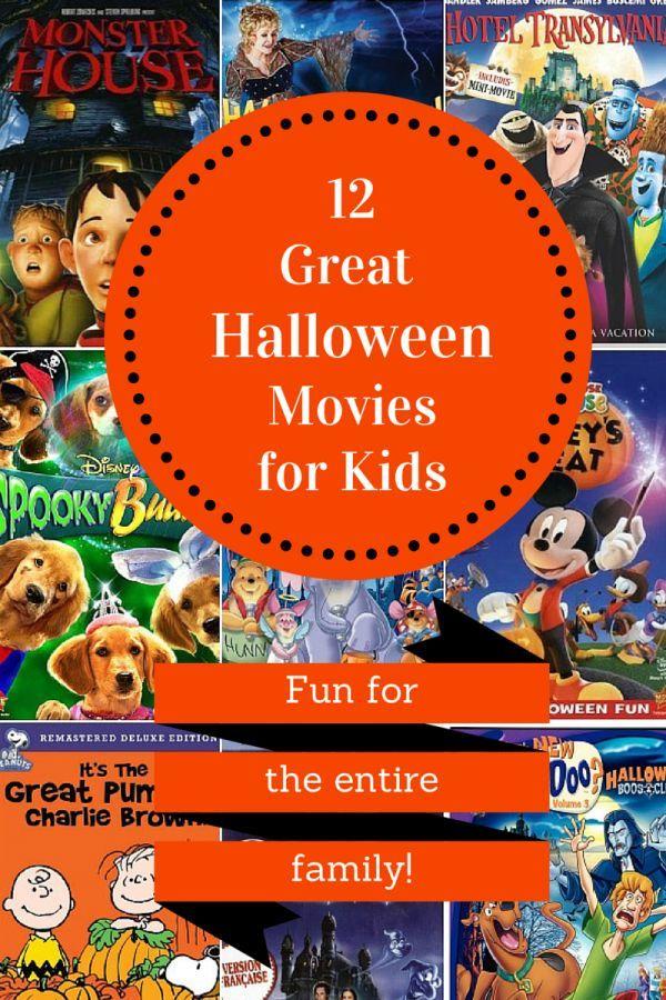 The Best Halloween Kids Movies - Miss Information -Follow Driskotech on Pinterest!