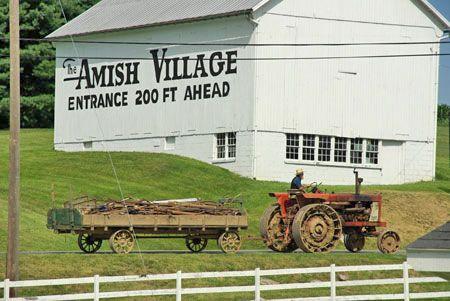 Amish à Lancaster