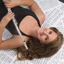 Senior picture idea for music students- want to do this one in the winter with her Chorale jacket on!