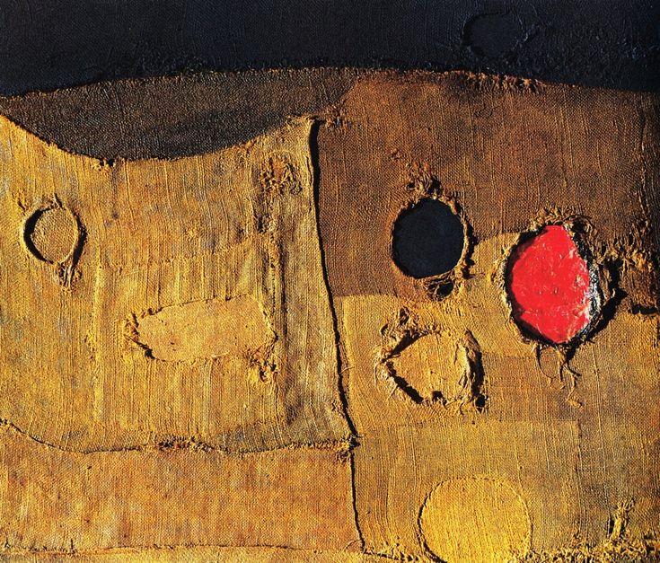 Great Artist that I love: Alberto Burri