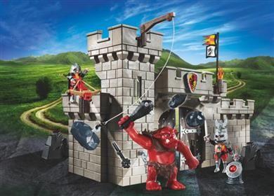 Playmobil Κάστρο Ιπποτών & Ξωτικό (5670) 39,99