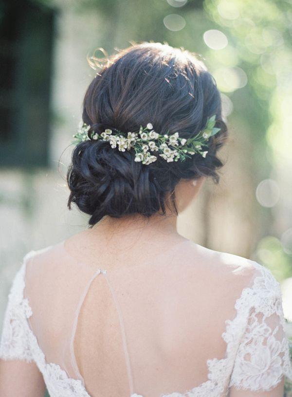 Best 25 Wedding Hairstyles Ideas On Pinterest: Best 25+ Flower Hair Ideas On Pinterest