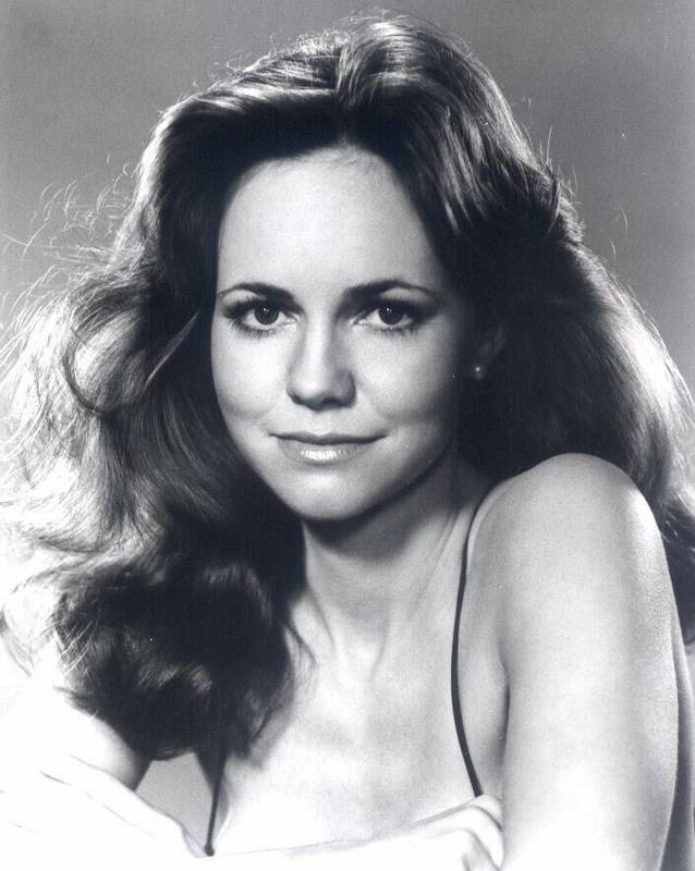 Sally Field...she can play most anything!