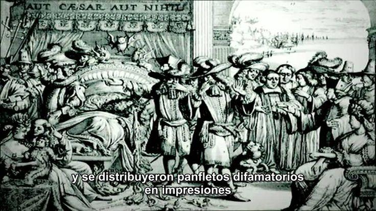 La Revolucion Gloriosa de Inglaterra de 1688