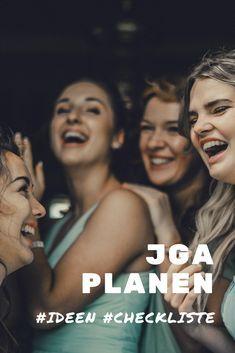 JGA planen: Ideen & Checklisten für den perfekte Junggesellinnenabschied