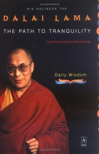 """Involvements ~ 14th Dalai Lama http://justdharma.com/s/9vpgq  As far as your personal requirements are concerned, the ideal is to have fewer involvements, fewer obligations and fewer affairs, business or whatever. However, so far as the interest of the larger community is concerned, you must have as many involvements as possible and as many activities as possible.  – 14th Dalai Lama  from the book """"The Path to Tranquility: Daily Wisdom"""" ISBN: 978-0140196122…"""