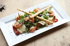 Commandez à domicile chez Le Jardin de Nicolas et savourez votre repas international à la maison avec Resto-In Bruxelles