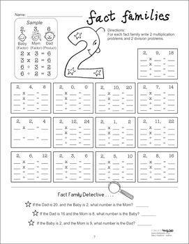 New 227 Fact Family Worksheets Common Core Family Worksheet