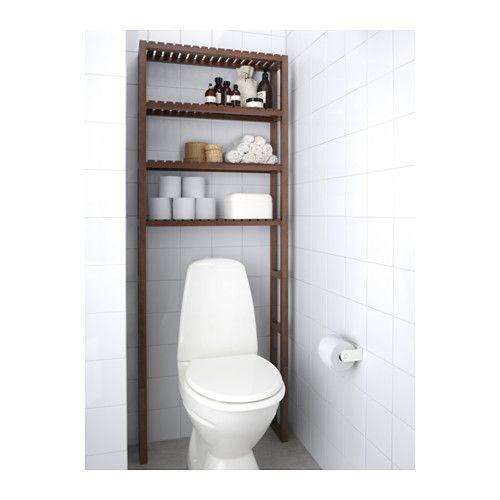 MOLGER Avohylly - tummanruskea - IKEA