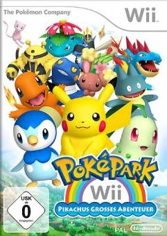 Poke Park: Pikachus großes Abenteuer