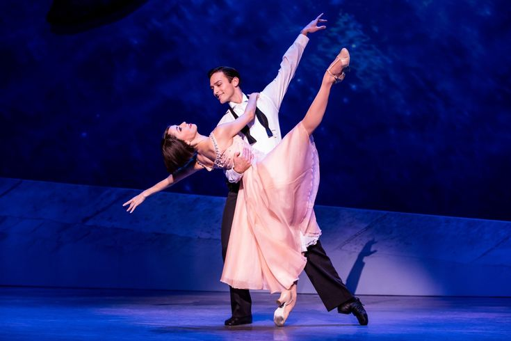 Finale, An American in Paris - American Tour Cast #stage #broadway #anamericaninparis #garenscribner #saraesty