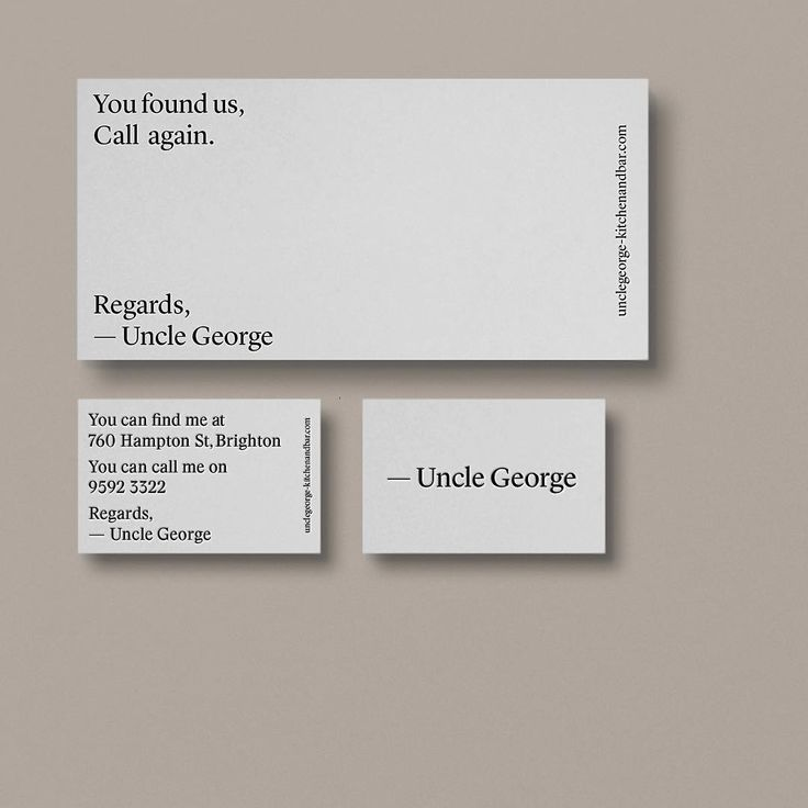 Minimalist style text placement, I think would work great in a colour and a nice way to accentuate a textured stock