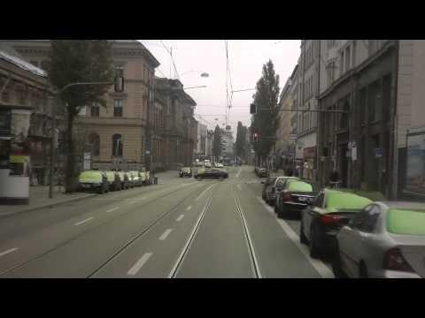 Straßenbahn München linia 18