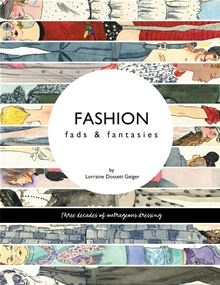 A marvelous array of fashion sketches from the 70?s, 80?s, and 90?s! None are ?imaginings? but each is a real person, in their true mode of dress as observed on the streets by Lorraine Geiger?s keen…  read more at Kobo.