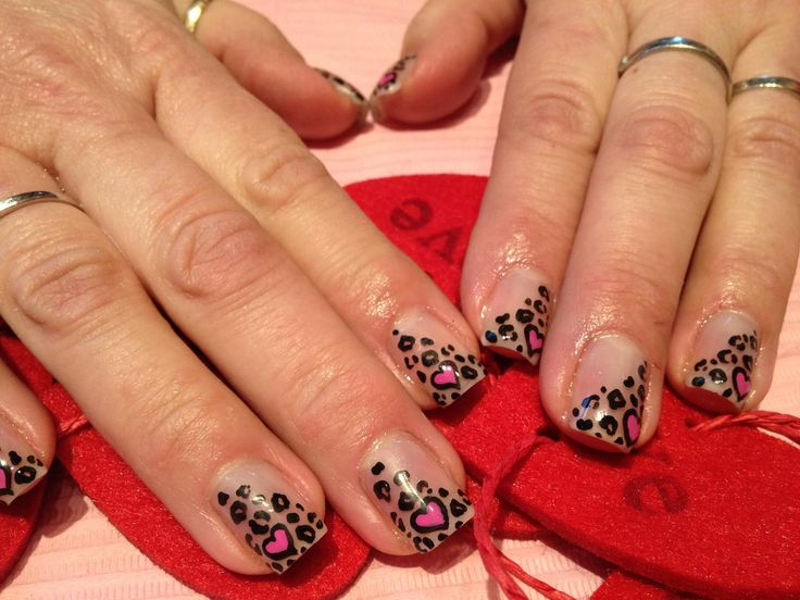 The 25 best cheetah nail designs ideas on pinterest coral nail 6 most stylish leopard and cheetah nail designs nail art lies in a special place prinsesfo Images