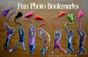 Fun photo bookmarks/ digital photography merit badge