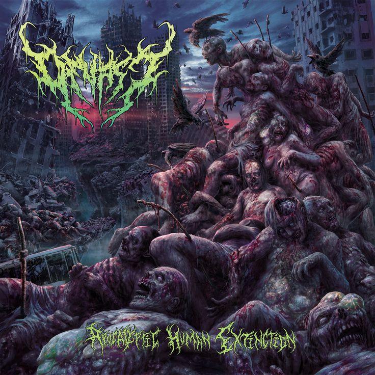 Devast - Apocalyptic Human Extinction (2016) - Technical/Brutal Death Metal - Algiers, Algiers