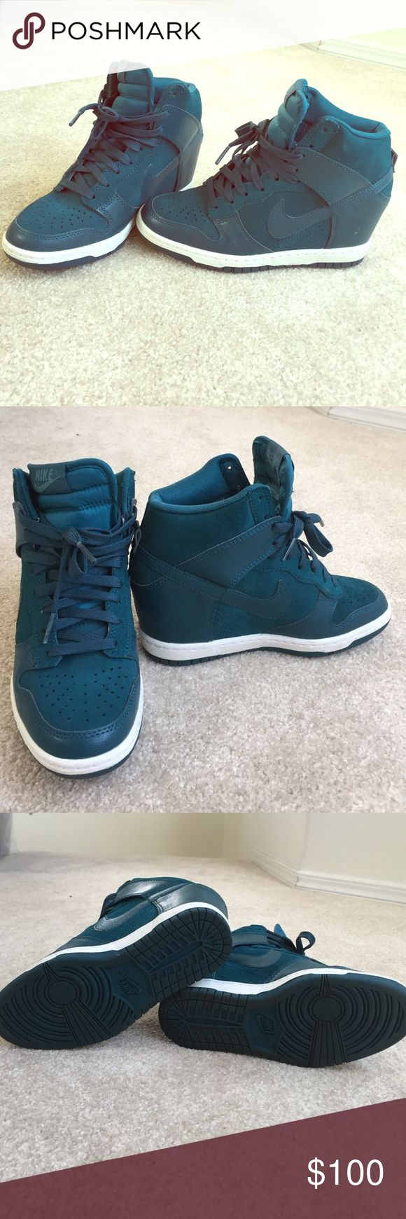 25 best ideas about nike wedge sneakers on