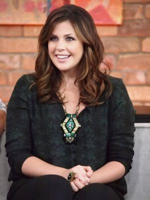 Hillary Scott from Lady Antebellum. Why does she have to be so flawless.