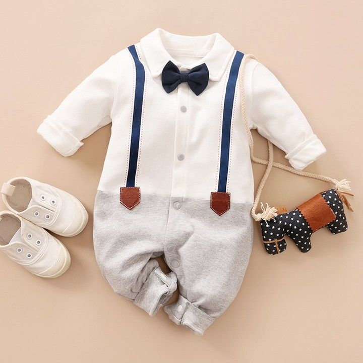 A Handsome Set For Your Little Man Price 17 99 Size 0 12 Months Worldwide Shipping Winter Baby Clothes Kids Costumes Girls Baby Outfits Newborn
