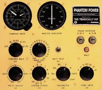 Tragically Hip - Phantom Power