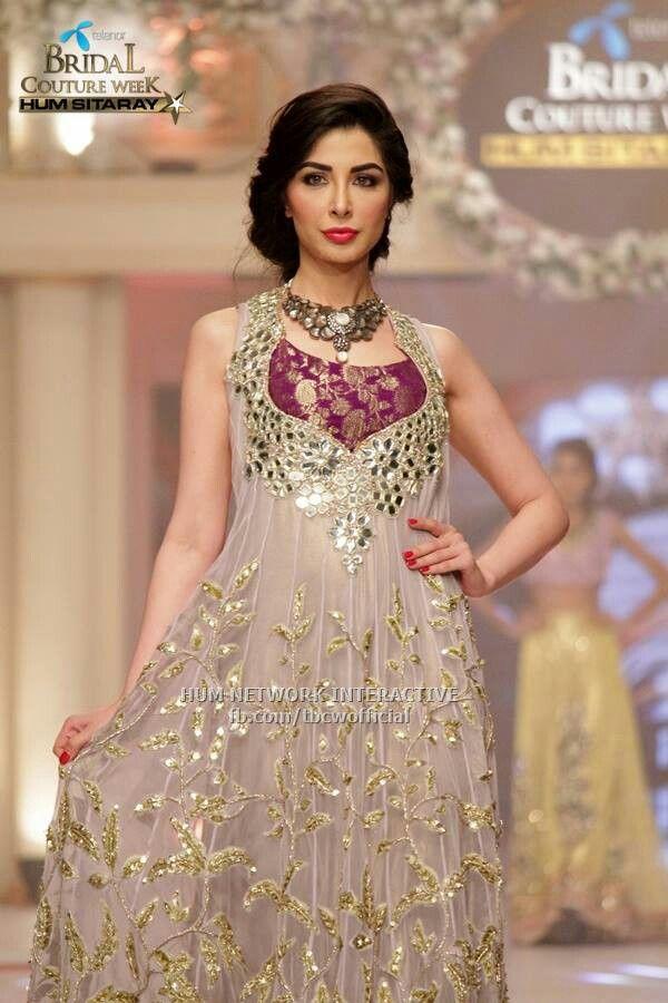 32 best Pakistaní long dresses images on Pinterest | Lange kleider ...