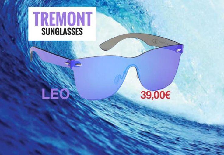 Llévate tus TREMONT LEO ahora con 20 de descuento. Antes 59 ahora 39 Diseño todo lente.  100% PROTECCIÓN UV  Por poco tiempo!  Envío en 24H  #sunoptica #gafas #sunglasses #gafasdesol #occhialidasole #sunnies #moda #tremont #tremontsunglasses #tremonteva #promocion #descuentos #ofertas #verano