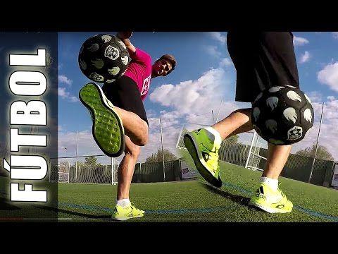 Back heel Flick up - Trucos, Videos y Jugadas de Fútbol calle & Street Soccer - YouTube